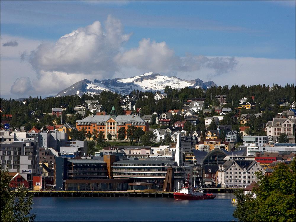 043 - Blick auf Tromsö...