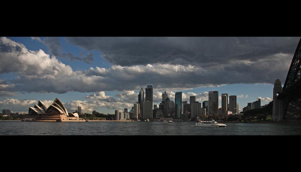 047 - Sydney Skyline