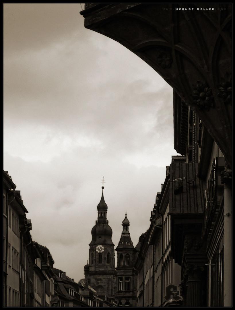 05468 - Heiliggeistkirche in Heidelberg