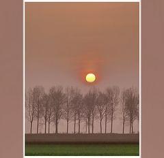 06 April 2009 (sunrise) 6 uhr 33 cet