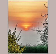 06 April 2009 (sunset) 19 uhr 01 cet