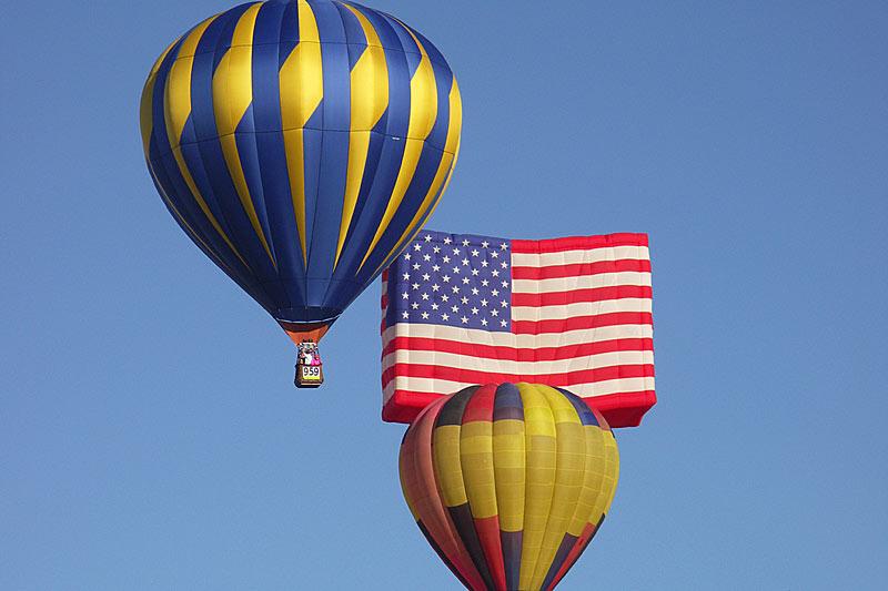 07 Albuquerque Balloon Fiesta 2006