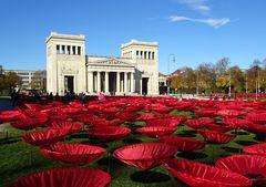 (09 November) Königsplatz - Never Again
