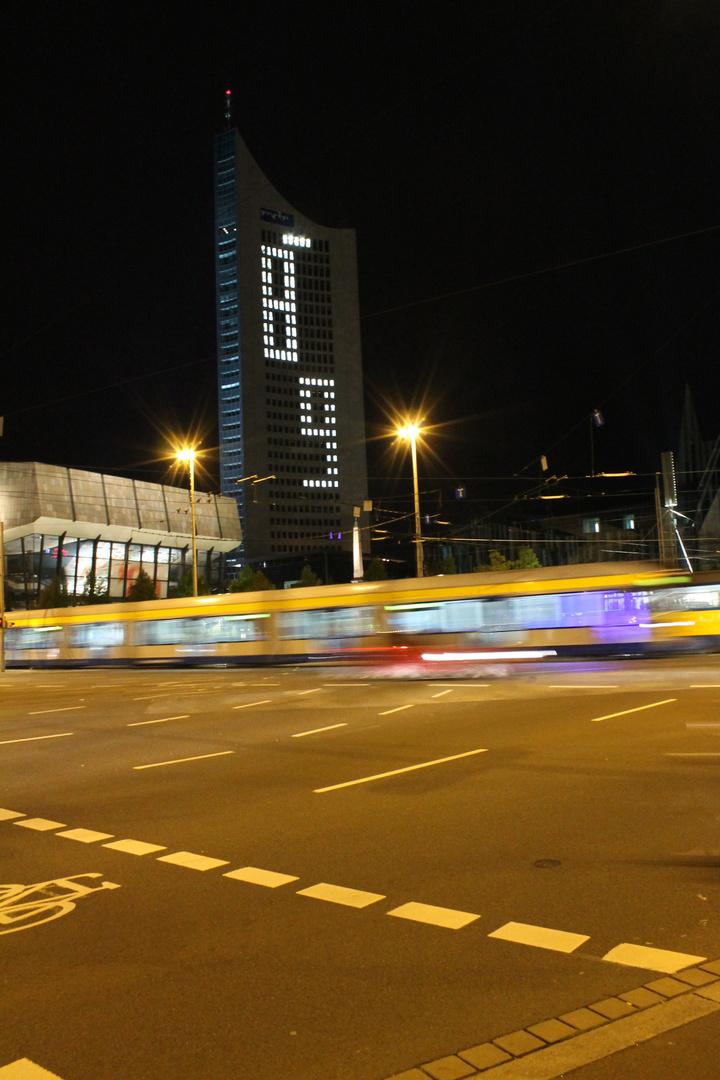 09.10.2011 Leipzig - Lichterfest