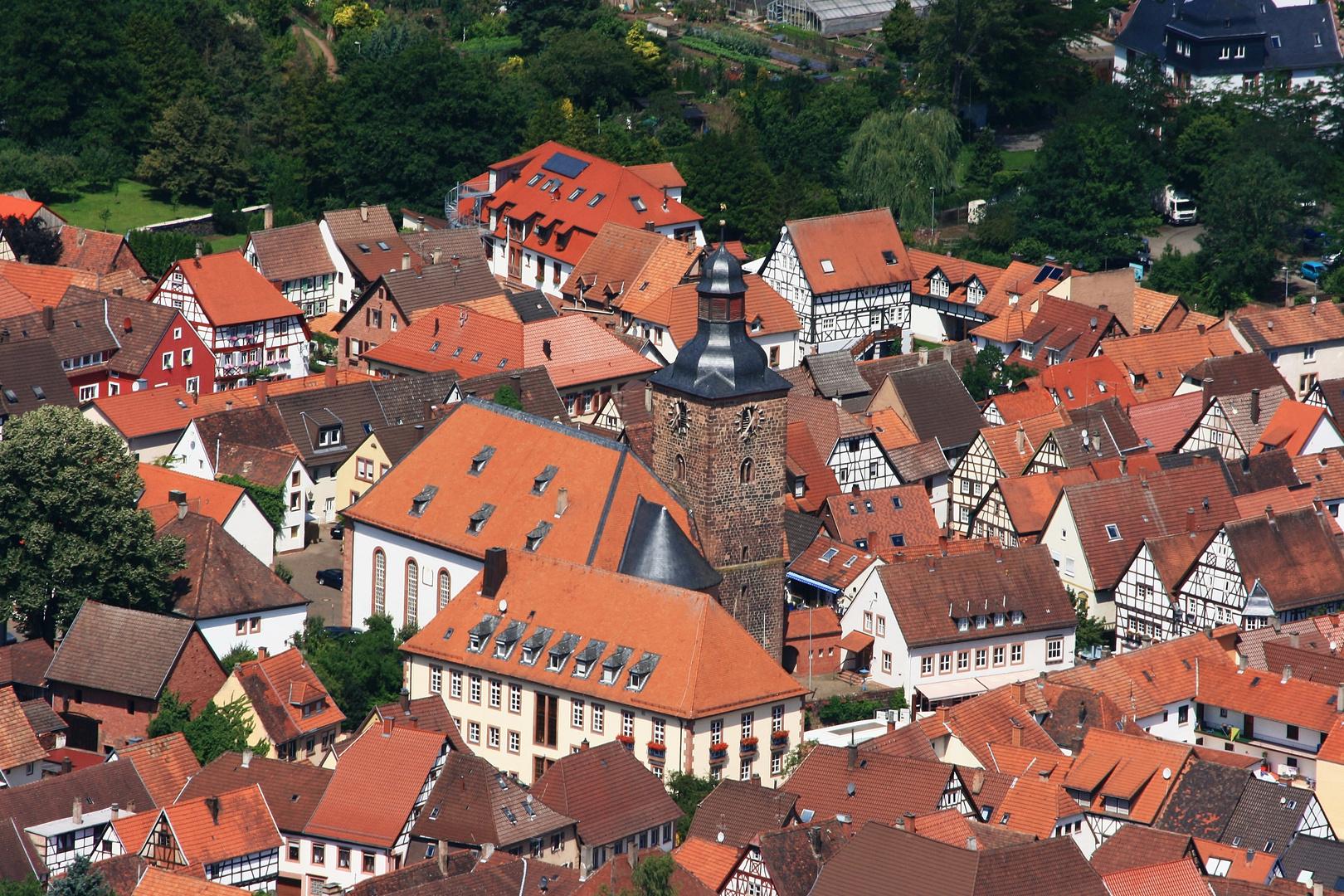 09794 Altstadt Annweiler am Trifels