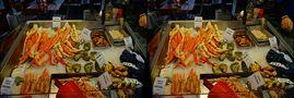 Bergen Fischmarktstand Angebot (3D-X-View) von 3D-Wolfgang
