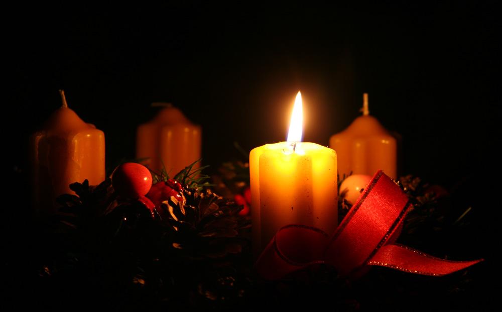 1.Advent Bilder