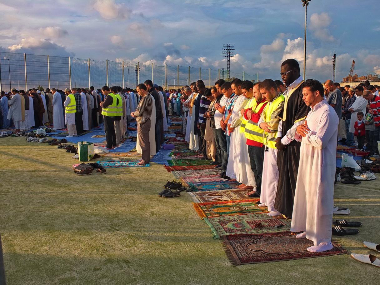 1º AID al- Adhar (Sacrficio del Codero )