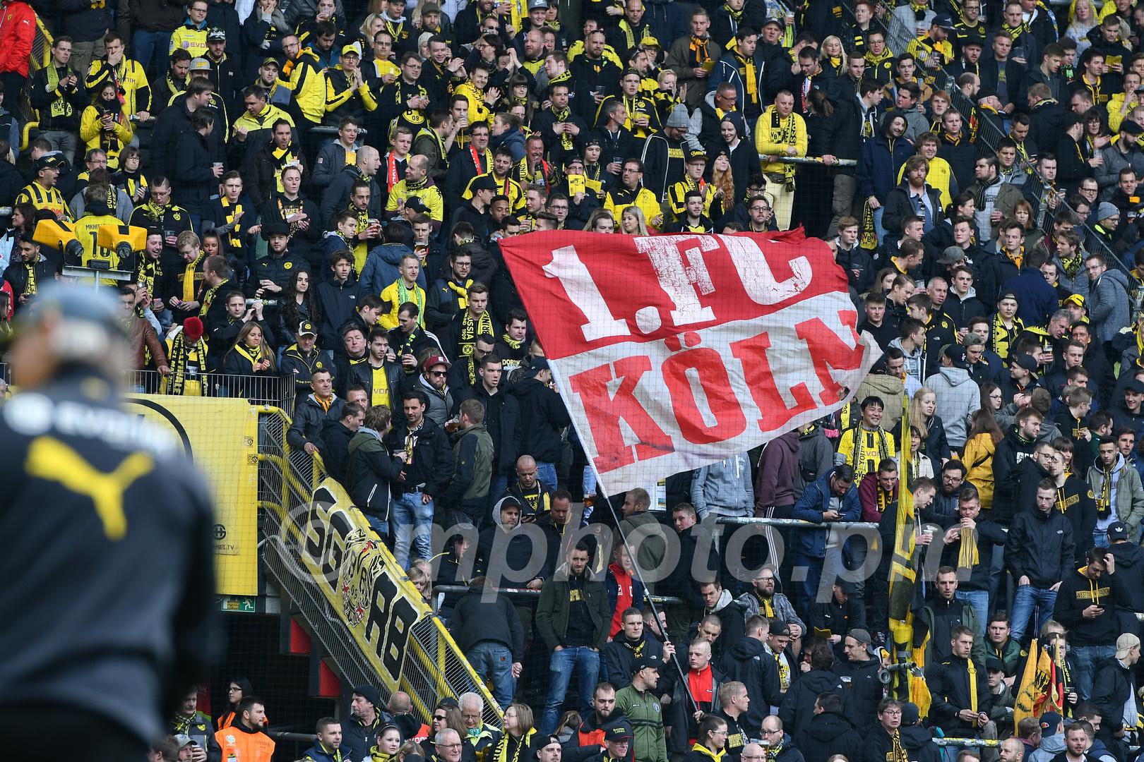 1 Fußbundesliga 31 Spieltag Bvb 1 Fc Köln 29042017 Signal
