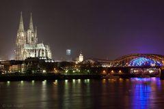 1 ~ Köln bei Nacht