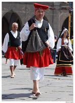 1 Maggio 2008 - Sagra di Sant'Efisio a Cagliari - Arrivano gli Scalzi