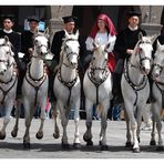 1 Maggio 2008 - Sagra di Sant'Efisio a Cagliari - I Magnifici 7 più una