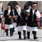 1 Maggio 2008 - Sagra di Sant'Efisio a Cagliari - Il più vecchio