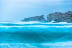 1 Sekunde am Meer