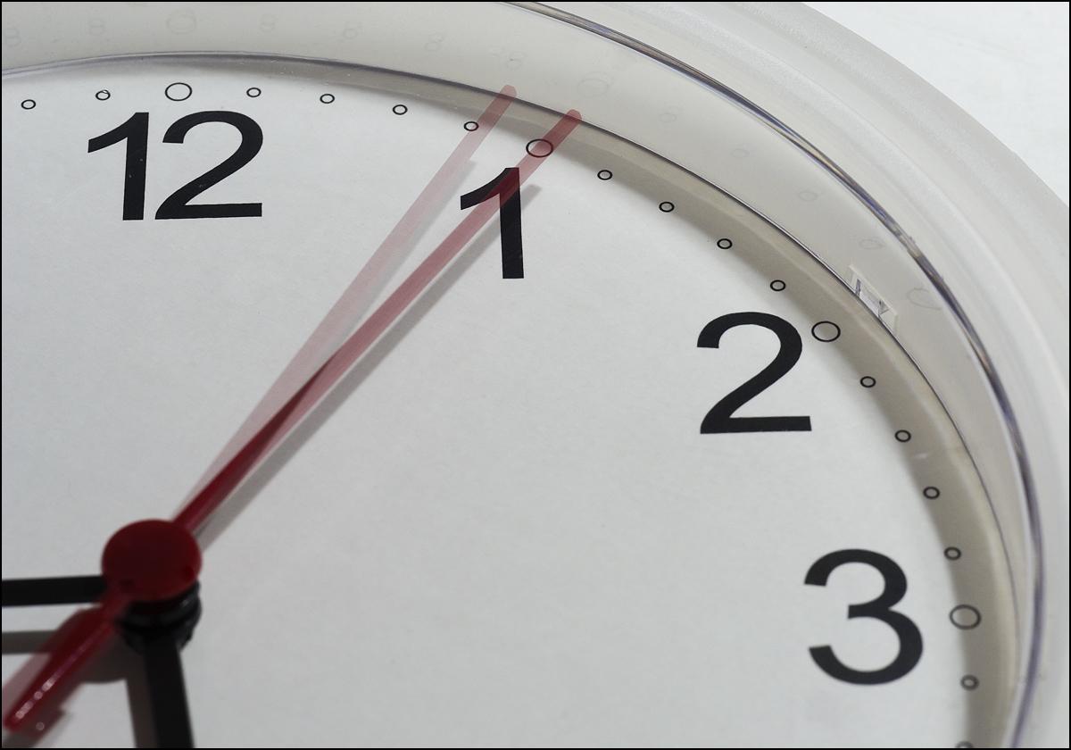 1 Sekunde
