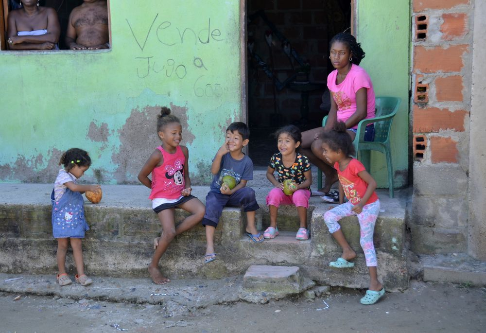 1. Tag in Cartagena