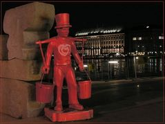 1 von 100 oder: Ein Herz für Hamburg