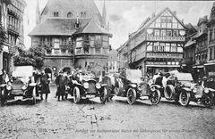 1. Weltkrieg: Halberstadt 1914