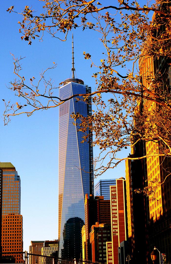 1 WTC - One World Trade Center