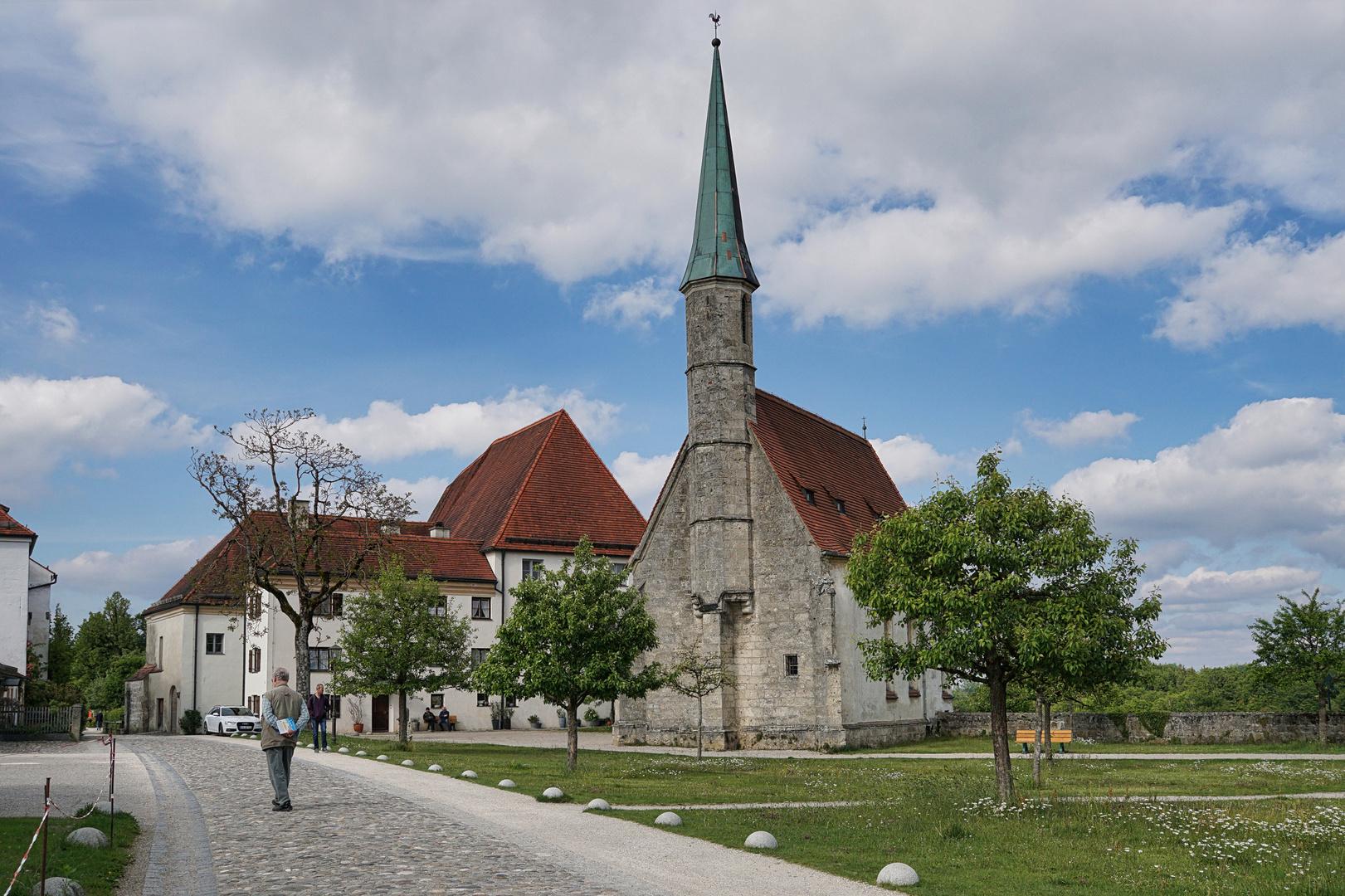 10. Burgkapelle
