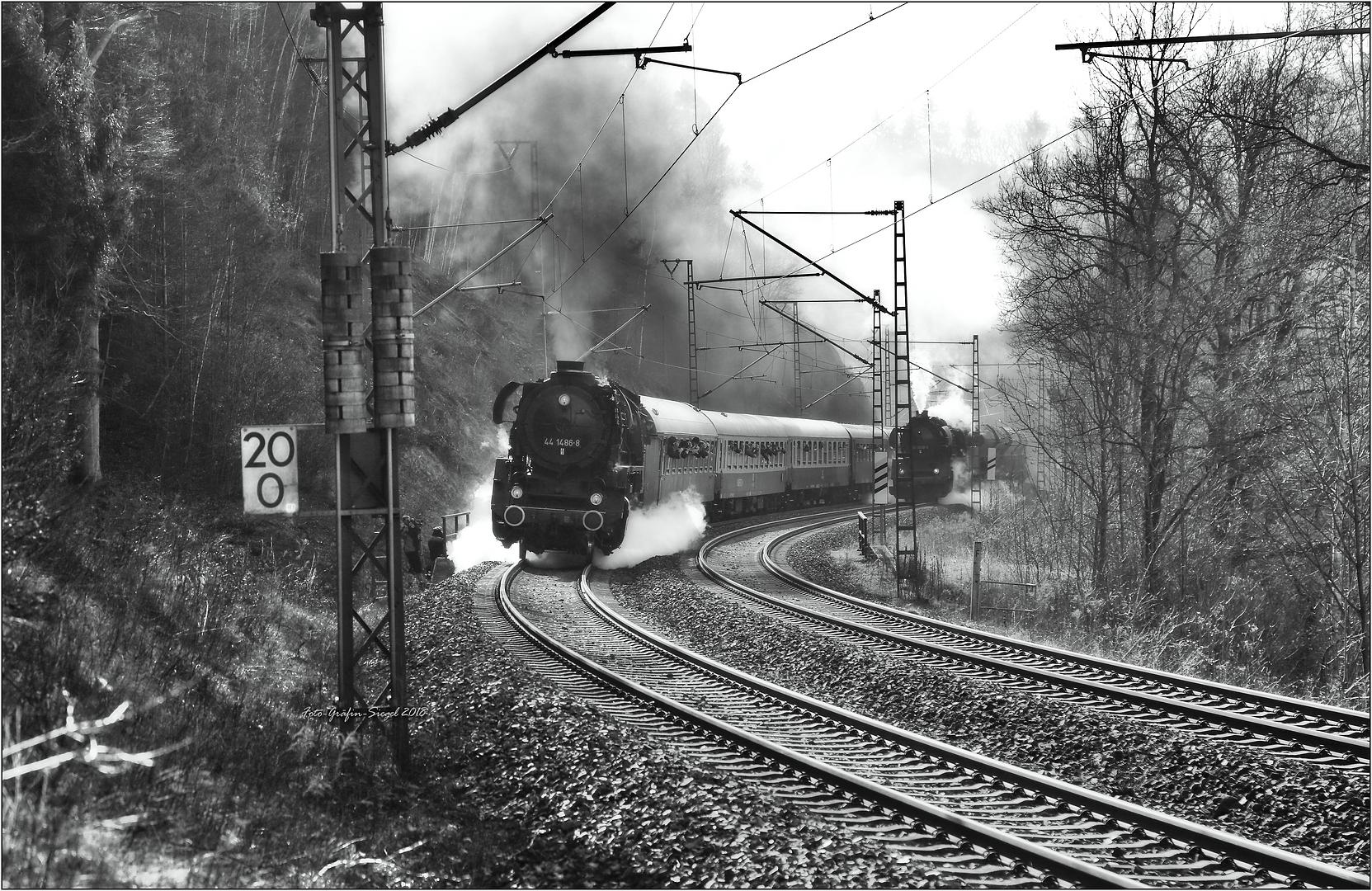10. Dampfloktreffen Dresden ...