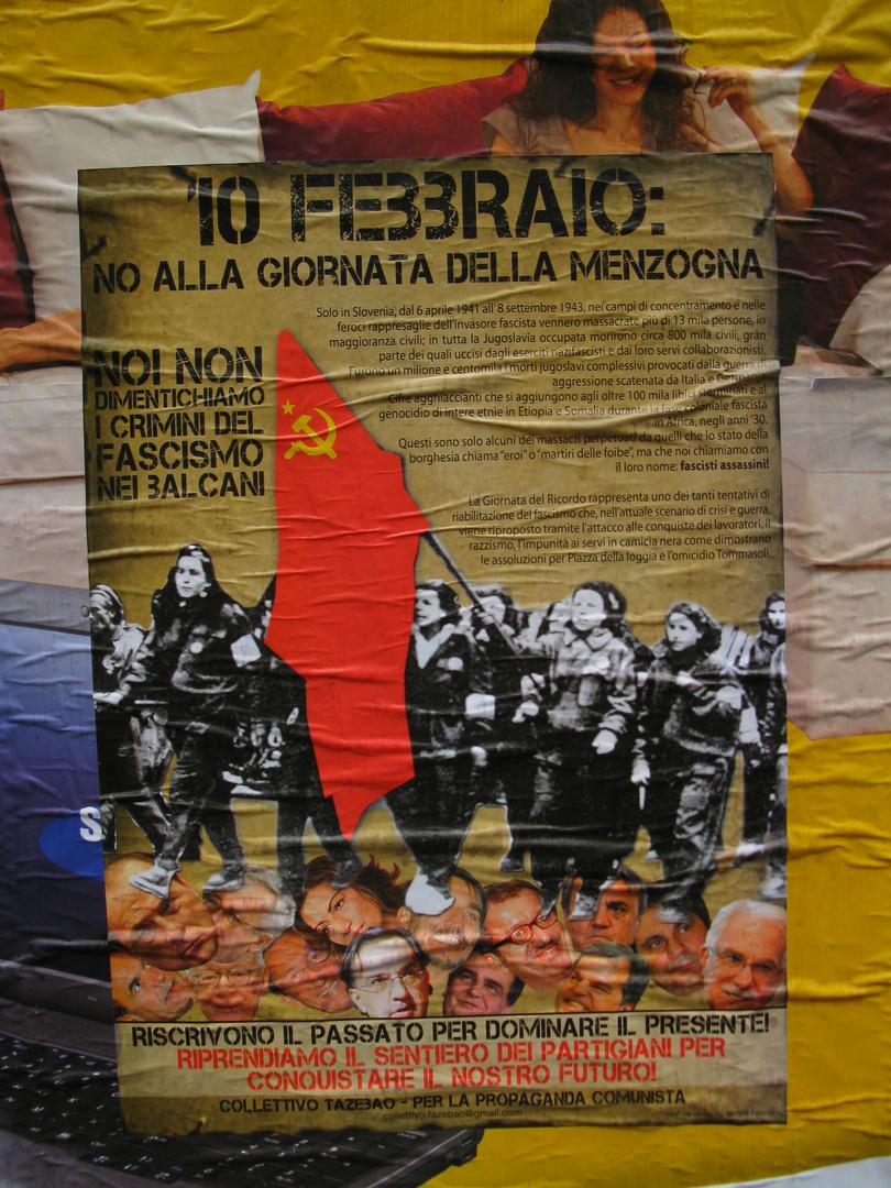 10 FEBBRAIO - PAR CONDICIO.......
