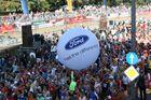 10. Ford Köln Marathon am 08.10.2006 - Ball