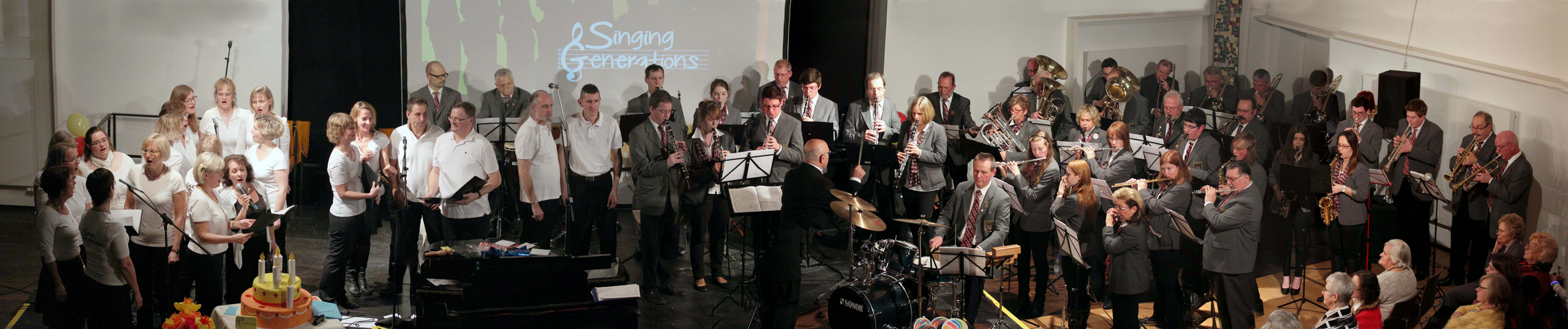 10 Jahre Singing Generations Hochheim am Main