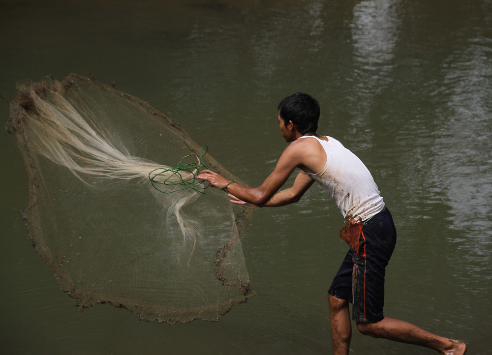 10. Moments of Indonesia: Daily work