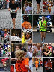 10. Volksbank Münster Marathon 2011 (MÜMA) als Collage (1162)