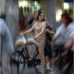 100 000 000 Millionen Fahrräder