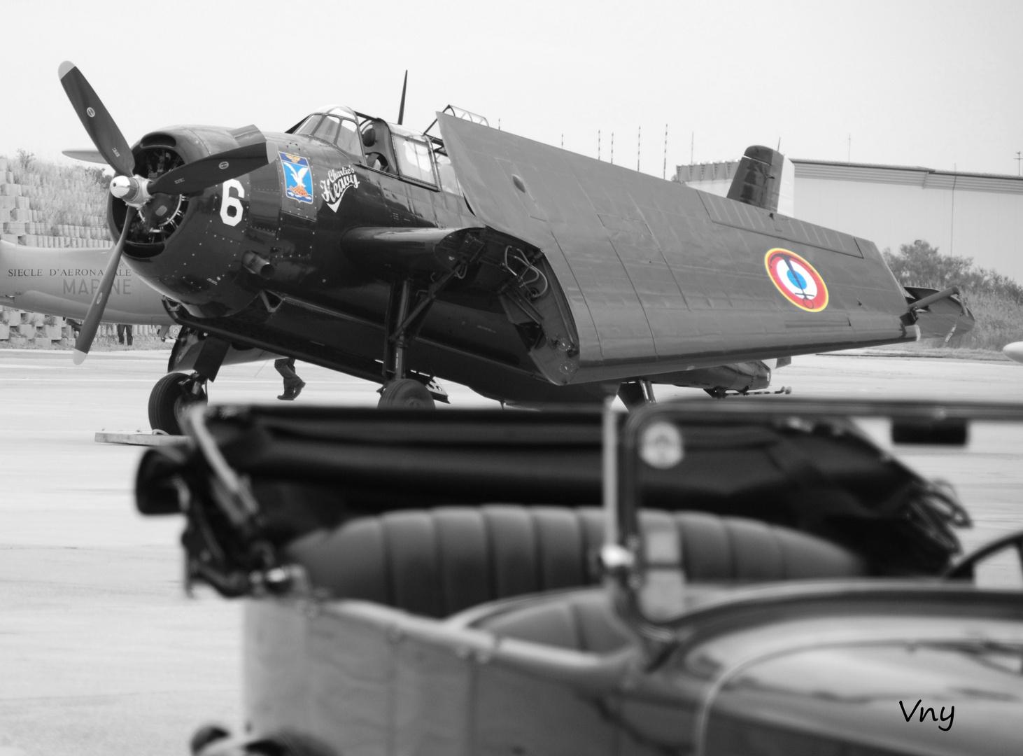 100 ans de l'aéronautique navale - Hyères
