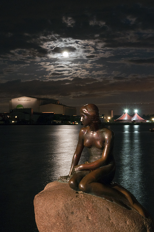 100 Jahre kleine Meerjungfrau