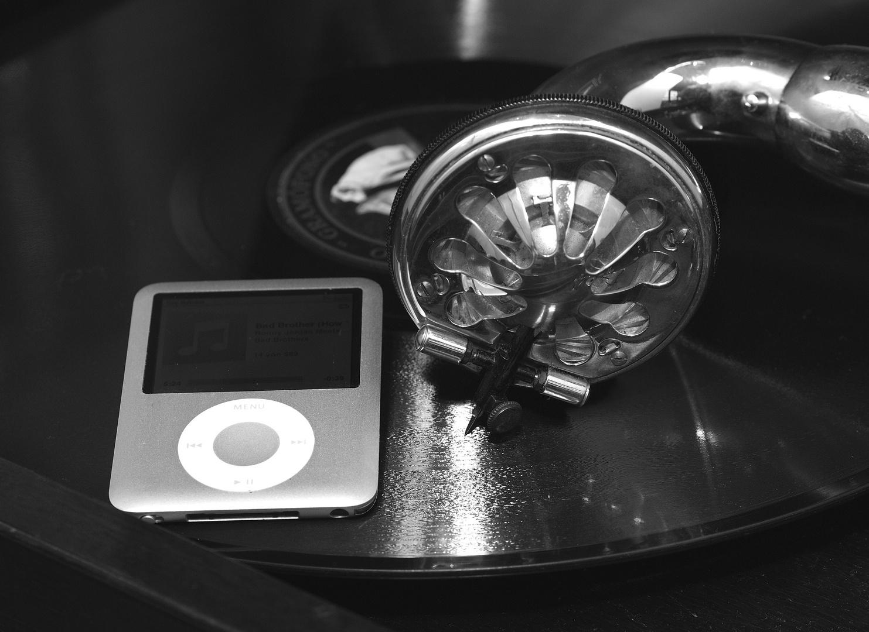 100 Jahre Musikwiedergabe