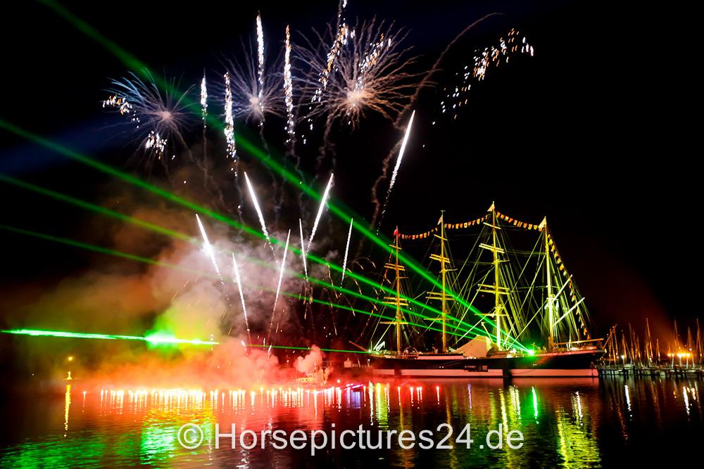 100 Jahre Passat Feuerwerk