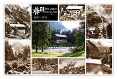 100 Jahre Reintalangerhütte