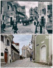 100 Jahre Unterschied ...