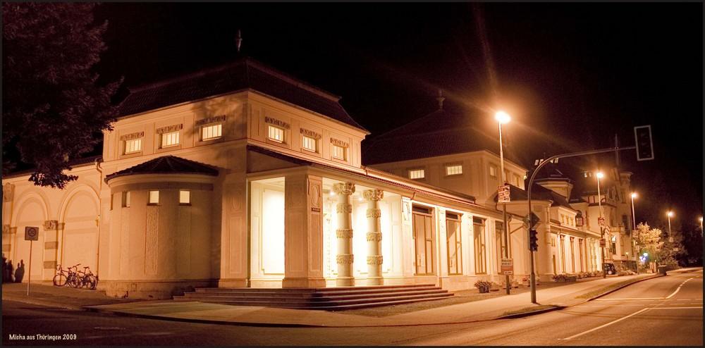100 Jahre Wandelhalle in Eisenach