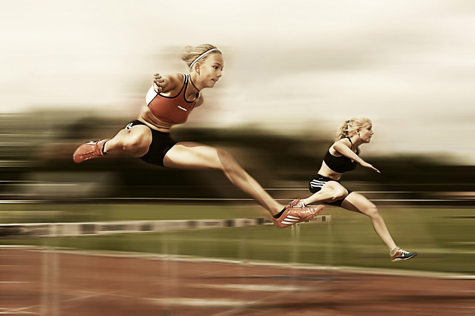 100 m hurdles