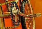 100% old school BMX.