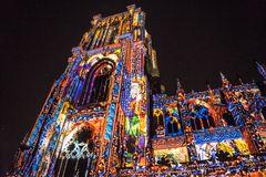 1000 Jahre Strasburger Münster. Illumination II