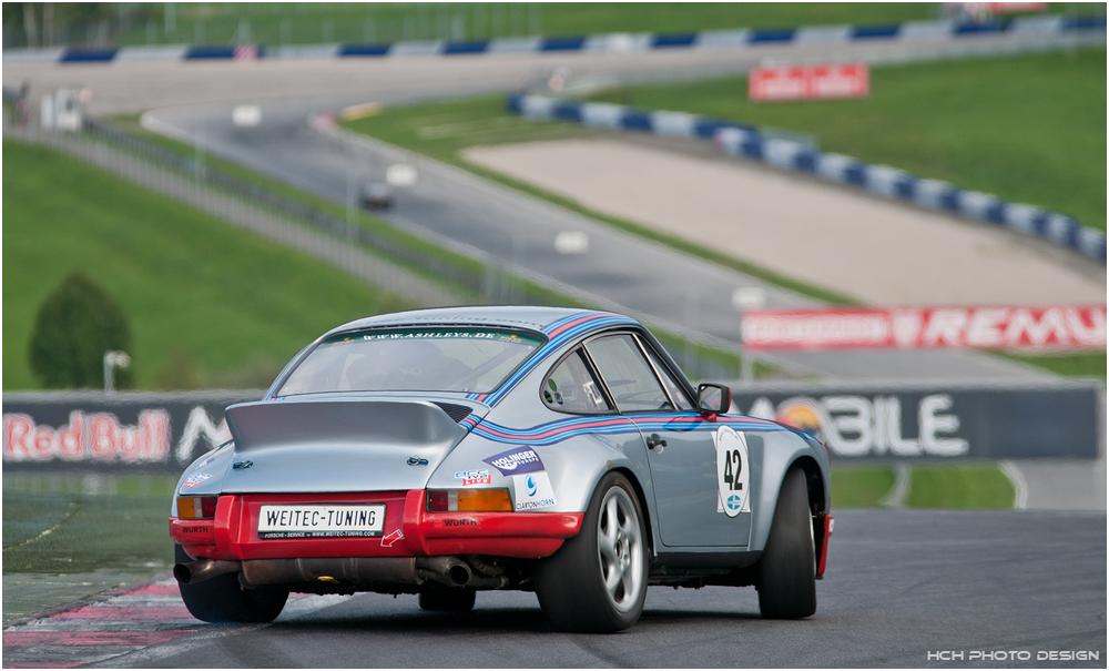 1000 km Ventilspiel 2013 / Porsche 911 - Drift