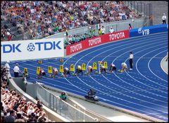 100m Frauen LA WM Berlin