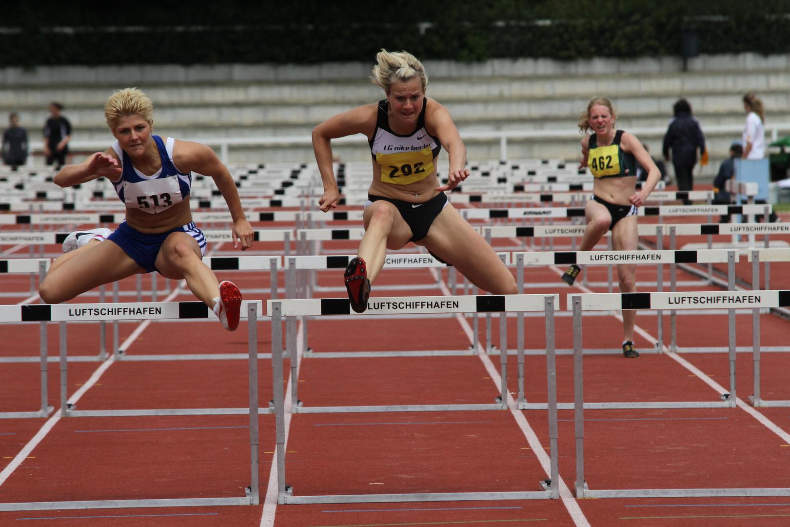 100m Hürden, Berlin Brandeburgger LA Meisterschaften
