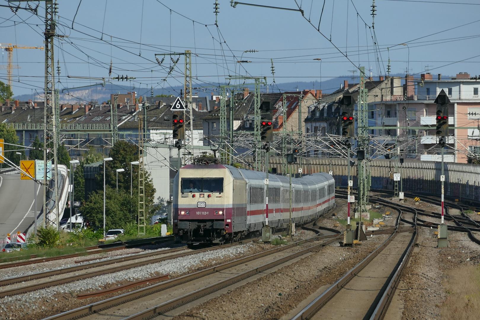 Ludwigshafen Verkehr