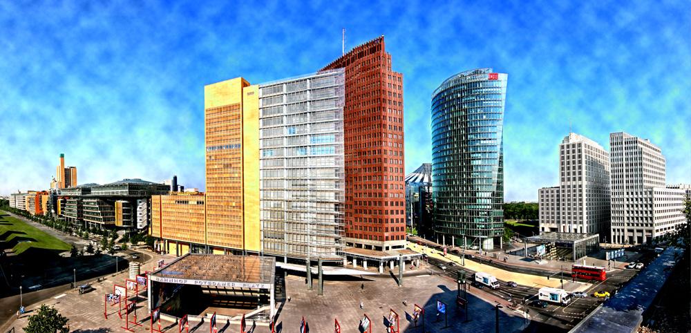 Potsdamer Platz Parken Kostenlos