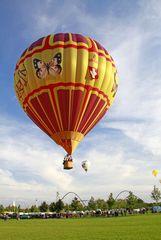 11. int. Ballonfestival Rust V