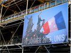 """""""11 janvier 2015 : Unis"""", à Beaubourg..."""
