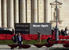 (11 November) Königsplatz - Never Again