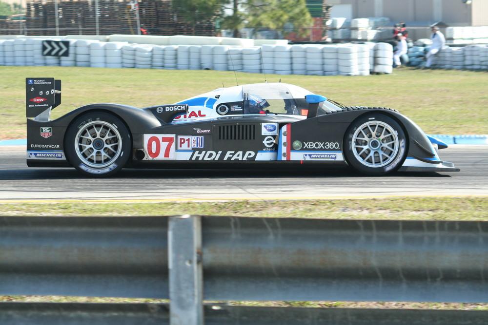 12 Hours of Sebring 2008 (LMP1)